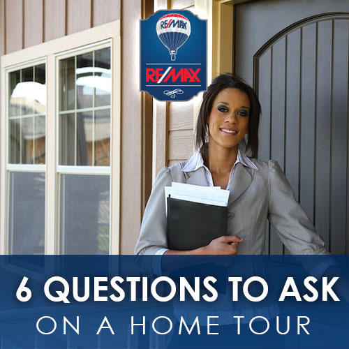 6 Questions to Ask on a Home Tour