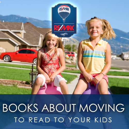 Books About Moving to Read to Your Kids