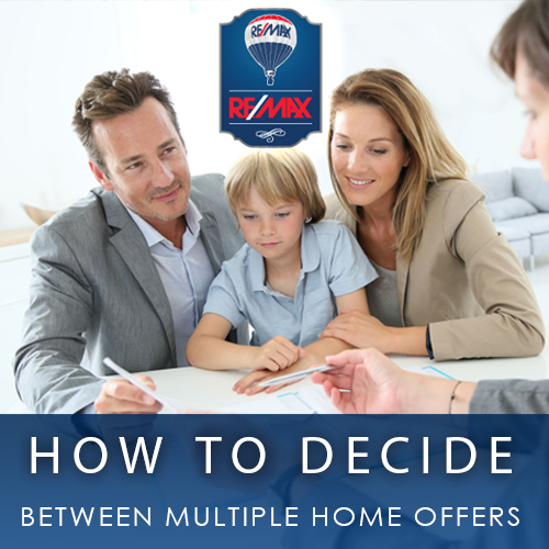 Sellers: How to Decide Between Multiple Home Offers