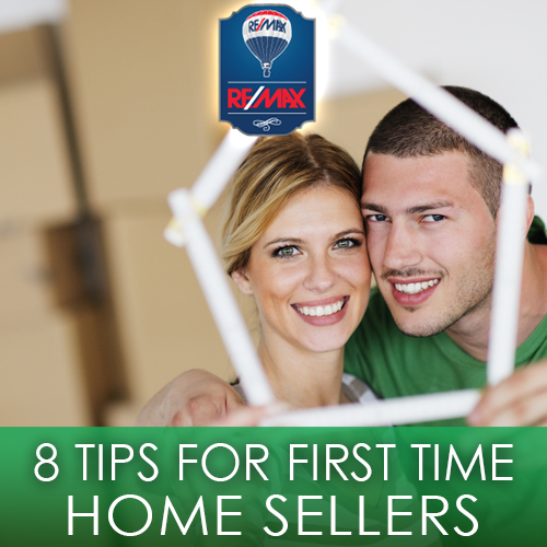 8 Tips for First-Time Sellers