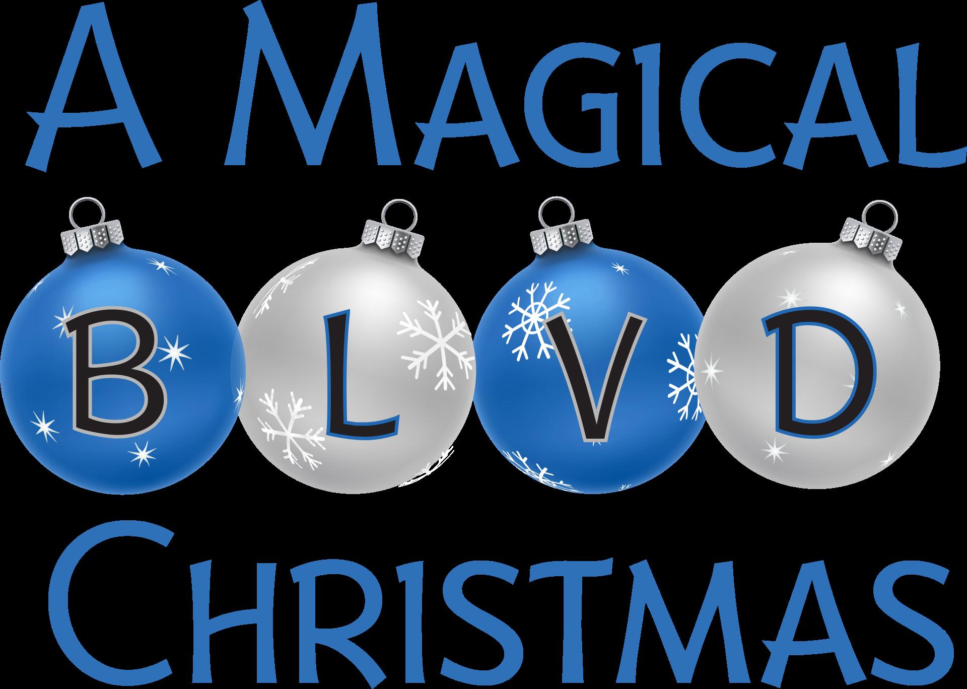 2018 A Magical BLVD Christmas