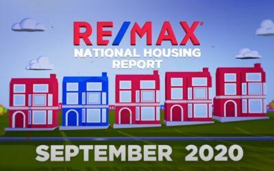 September National Housing Report