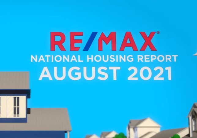 August National Housing Report
