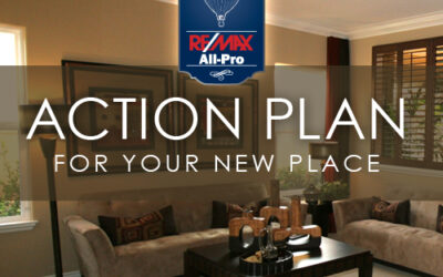 5-Point Action Plan for Your New Place