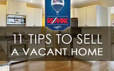 11 Tips for Selling a Vacant Home