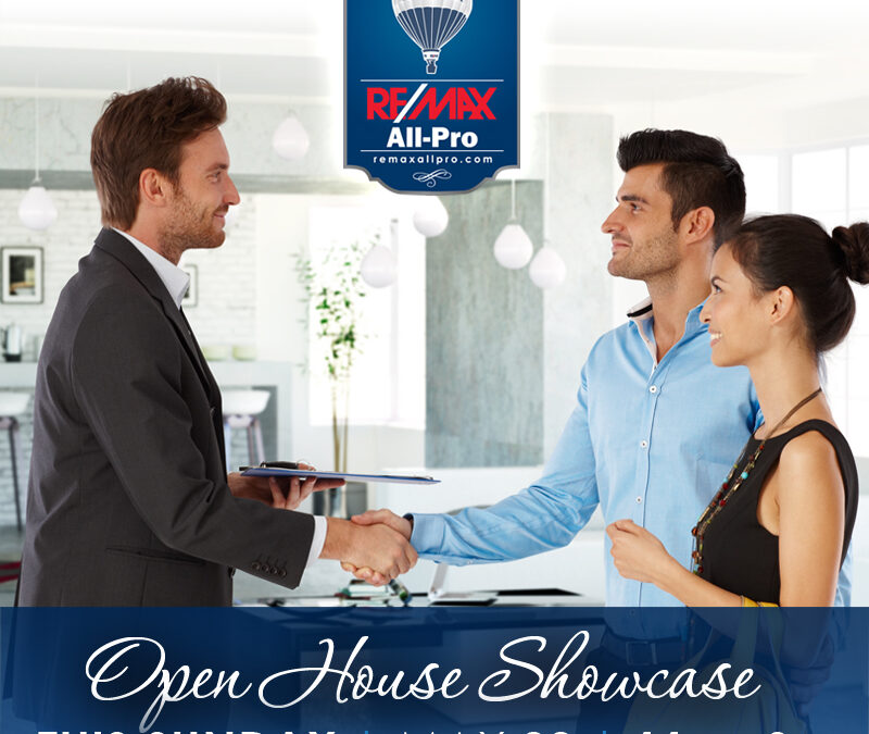 RE/MAX All-Pro Open House Showcase