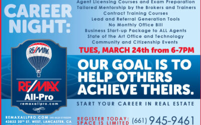 March 24 Career Night